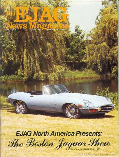 EJAG - August 1980