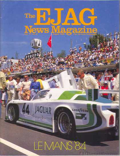 EJAG - August 1984