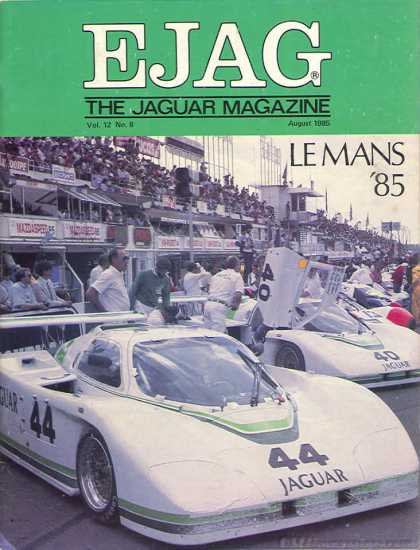 EJAG - August 1985