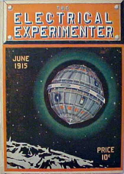 Electrical Experimenter - 6/1915