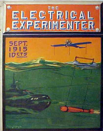 Electrical Experimenter - 9/1915