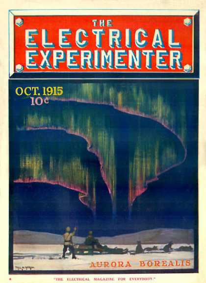 Electrical Experimenter - 10/1915