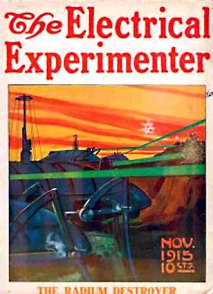 Electrical Experimenter - 11/1915