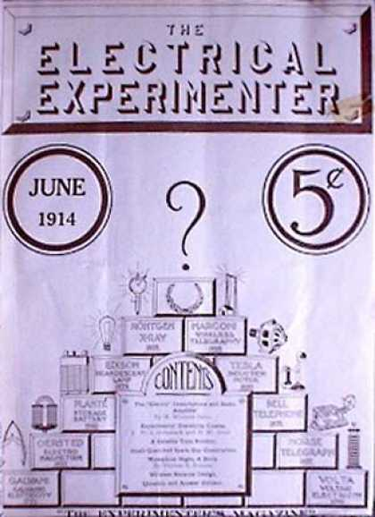 Electrical Experimenter - 6/1914