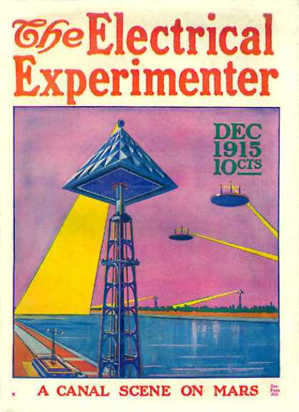 Electrical Experimenter - 12/1915