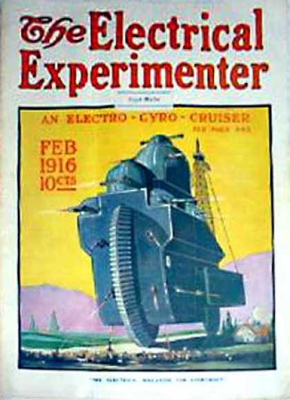 Electrical Experimenter - 2/1916