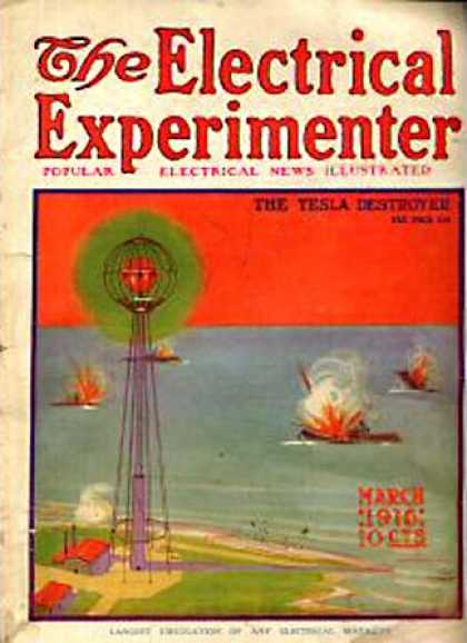 Electrical Experimenter - 3/1916