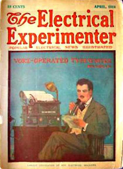 Electrical Experimenter - 4/1916