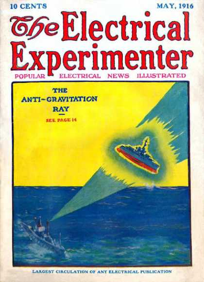 Electrical Experimenter - 5/1916