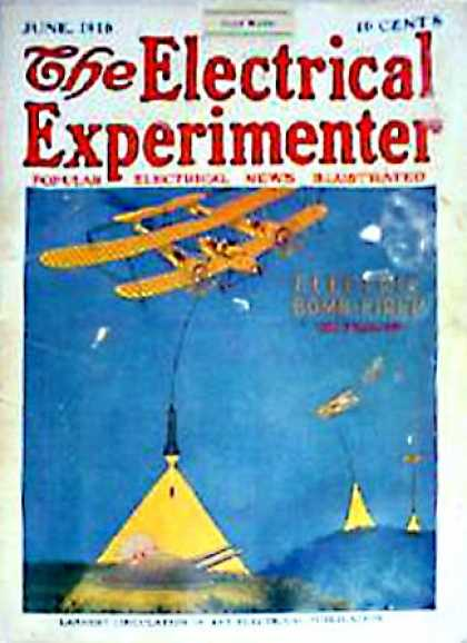 Electrical Experimenter - 6/1916