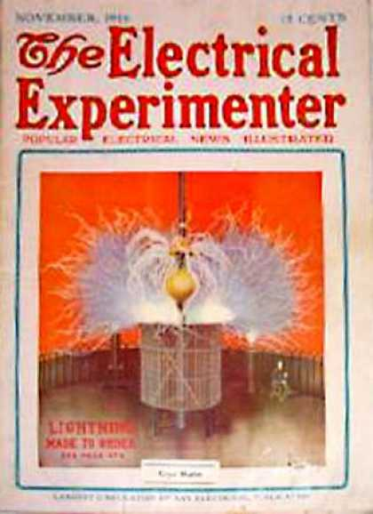 Electrical Experimenter - 11/1916