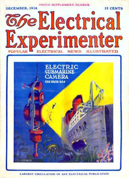 Electrical Experimenter - 12/1916
