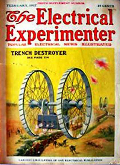 Electrical Experimenter - 2/1917