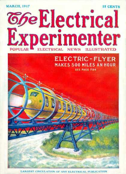 Electrical Experimenter - 3/1917