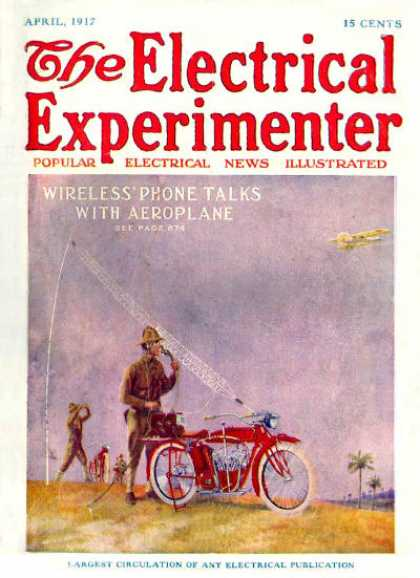 Electrical Experimenter - 4/1917