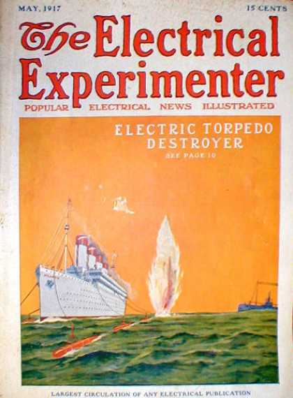 Electrical Experimenter - 5/1917