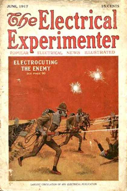 Electrical Experimenter - 6/1917