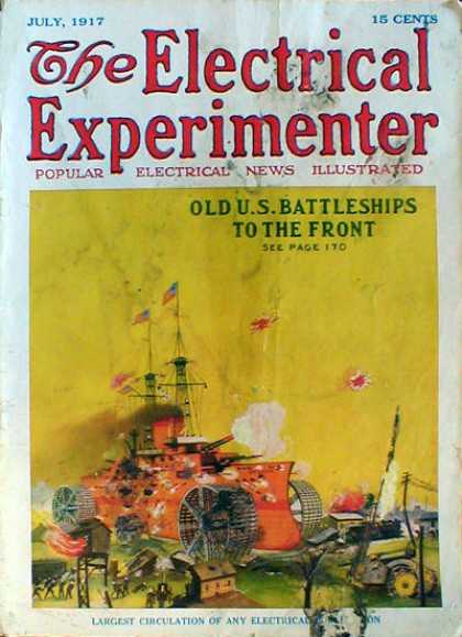 Electrical Experimenter - 7/1917