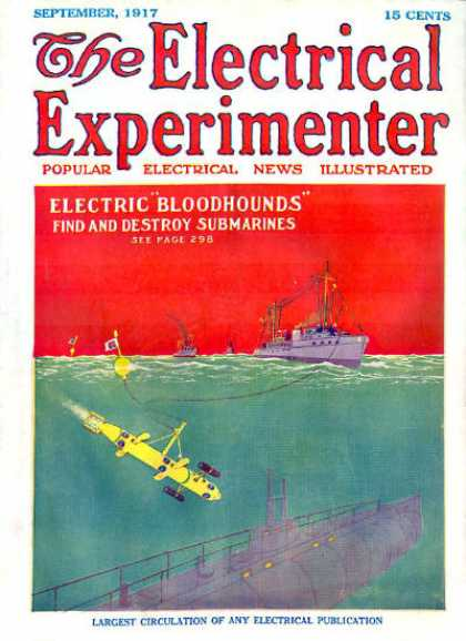 Electrical Experimenter - 9/1917