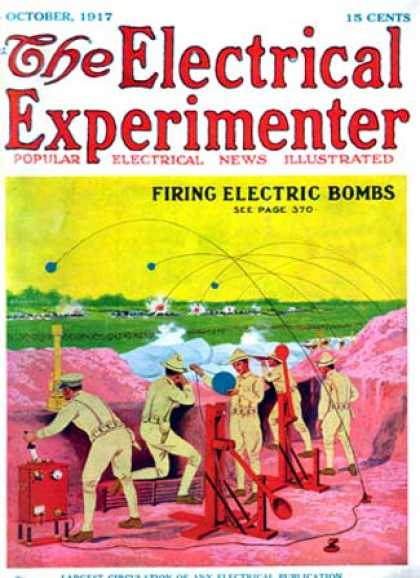 Electrical Experimenter - 10/1917