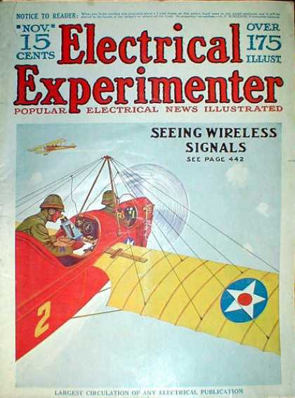 Electrical Experimenter - 11/1917