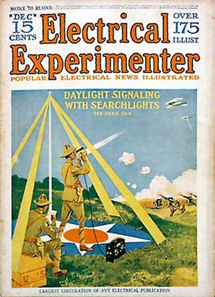 Electrical Experimenter - 12/1917