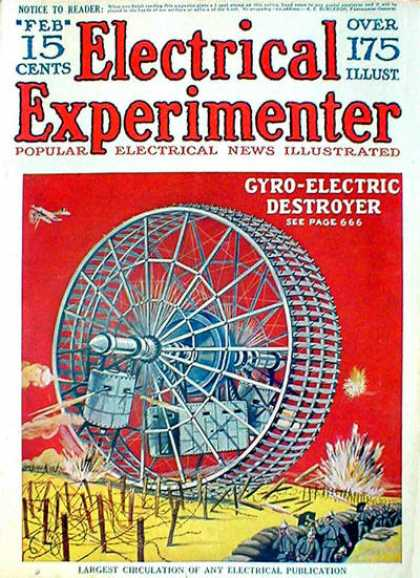 Electrical Experimenter - 2/1918