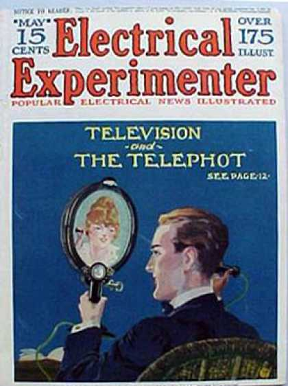 Electrical Experimenter - 5/1918