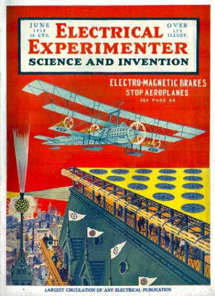 Electrical Experimenter - 6/1918