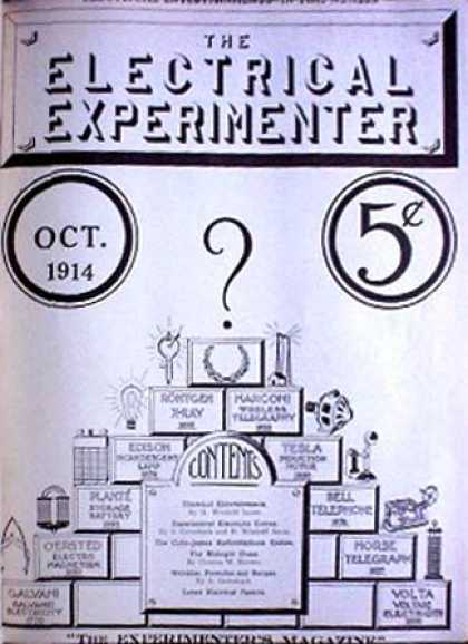 Electrical Experimenter - 10/1914