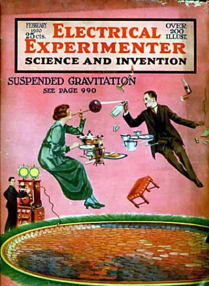 Electrical Experimenter - 2/1920