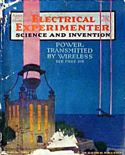 Electrical Experimenter - 3/1920