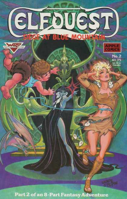 Elfquest: Siege at Blue Mountain 2