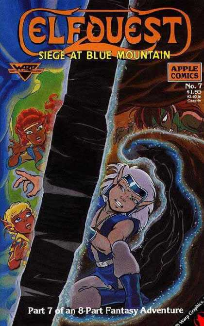 Elfquest: Siege at Blue Mountain 7 - Wendy Pini