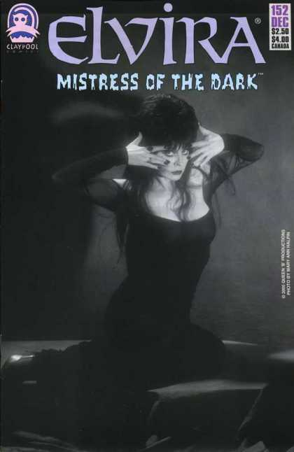 Elvira 152 - Claypool - 152 Dec - 250 400 Canada - Mistress Of The Dark