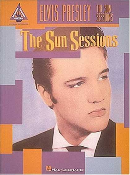 Elvis Presley Books - Elvis Presley - The Sun Sessions*