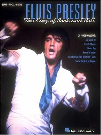 Elvis Presley Books - Elvis Presley - The King of Rock and Roll