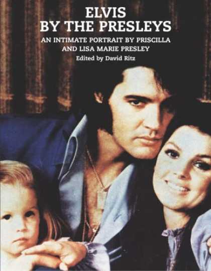 Elvis Presley Books - Elvis: By the Presleys