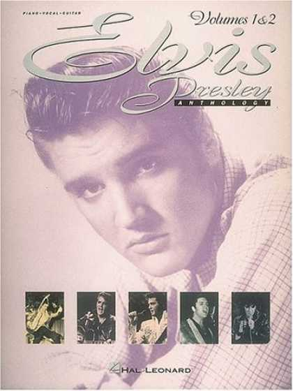 Elvis Presley Books - Elvis Presley Anthology - Boxed Set