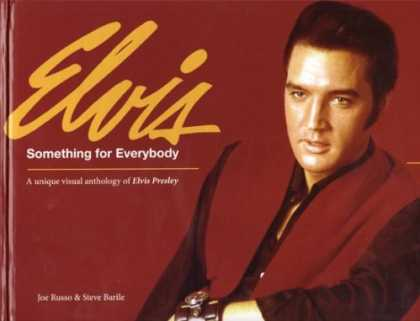 Elvis Presley Books - ELVIS: Something For Everybody