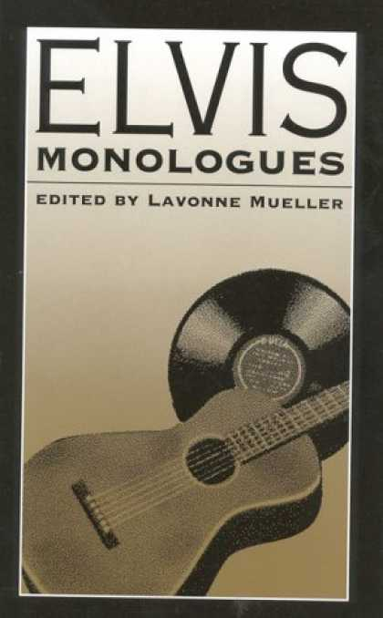 Elvis Presley Books - Elvis Monologues