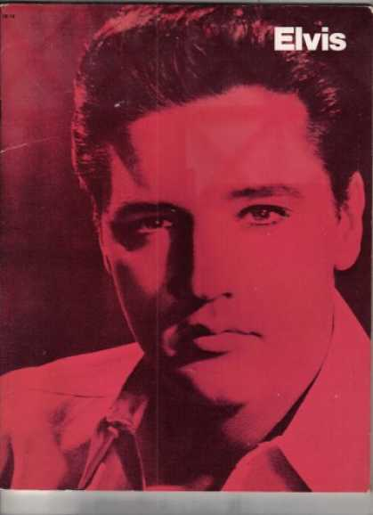 Elvis Presley Books - Elvis Music Book 1971 (Songs Recorded by Elvis Presley)