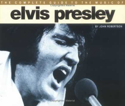 Elvis Presley Books - Elvis Presley (Complete Guide to the Music Of...)