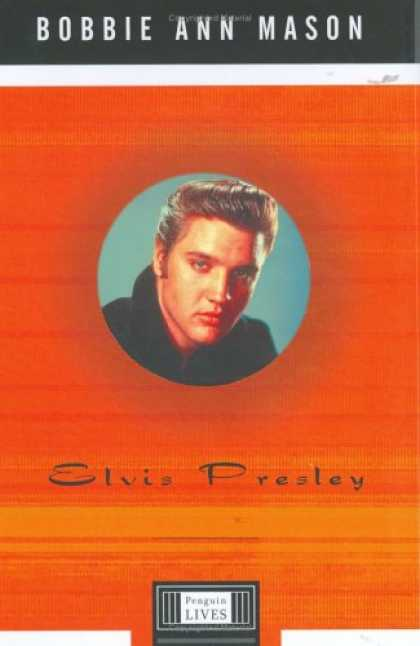 Elvis Presley Books - Elvis Presley (Penguin Lives)