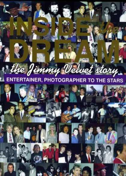 Elvis Presley Books - Inside The Dream: The Jimmy Velvet Story