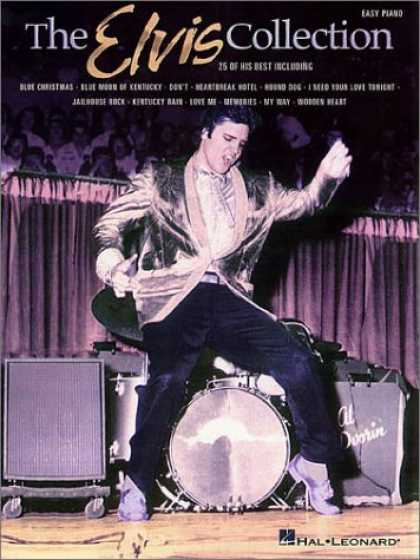 Elvis Presley Books - The Elvis Collection