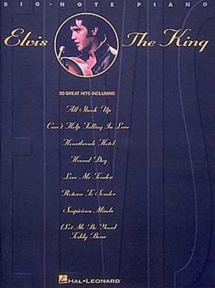 Elvis Presley Books - Elvis - The King