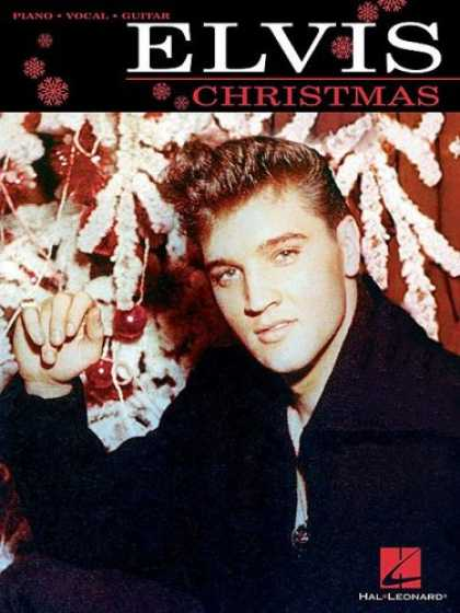 Elvis Presley Books - Elvis Christmas