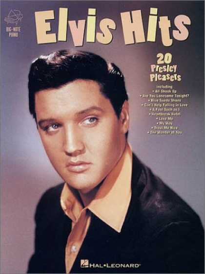 Elvis Presley Books - Elvis Hits