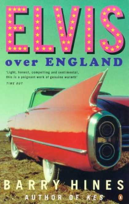 Elvis Presley Books - Elvis Over England
